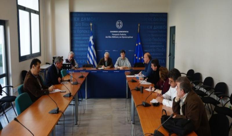 Δήλωση των εκπροσώπων της ΑΣΕ από τη συνάντηση των ΔΣ ΔΟΕ ΟΛΜΕ με τον υπουργό Παιδείας